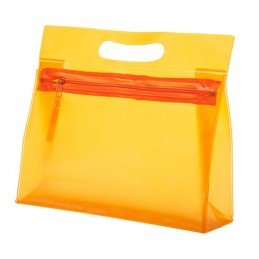 TRAVEL cosmetic bag,  borseta cosmetica - R08599.15, Orange