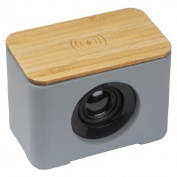 Difuzor wireless cu încărcător - 2242607, Grey