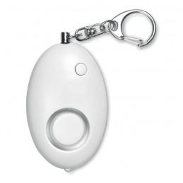 ALARMY - Alarmă personală mini cu brelo MO8742-06, White