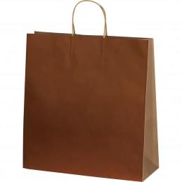 Sacoșă mare din hârtie - 6181701, Brown