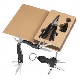 Set unelte în cutie din carton - 8194303, Black