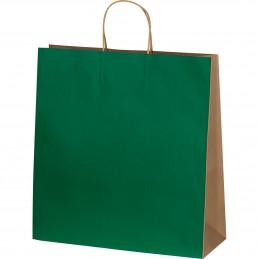 Sacoșă mare din hârtie - 6181709, Green