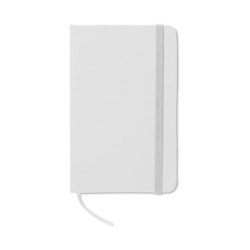 NOTELUX - Agendă PU cu 96 de pagini      AR1800-06, White