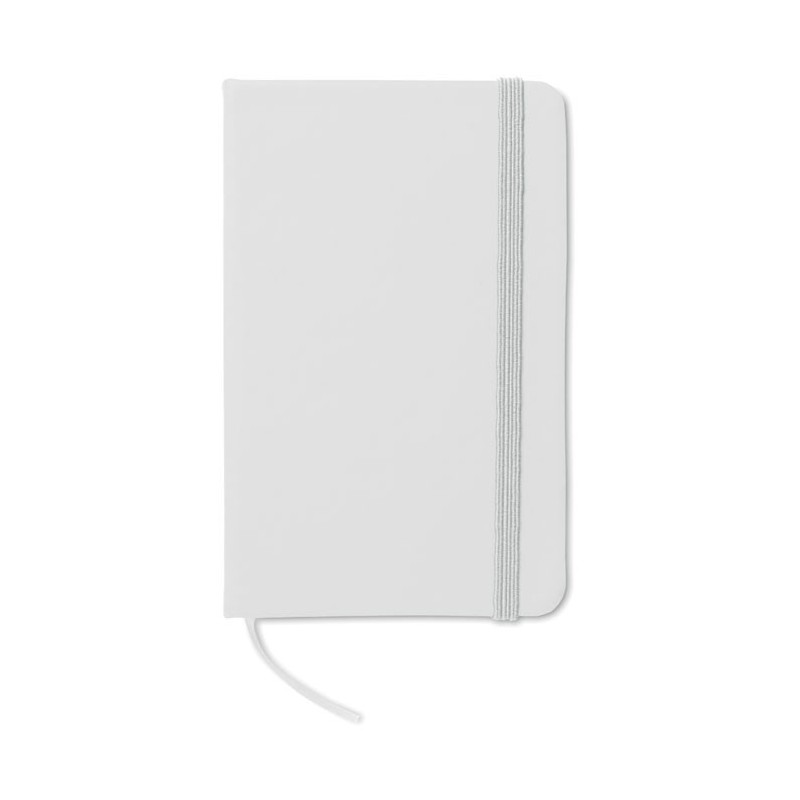 NOTELUX - Carnet A6 liniat               MO1800-06, White