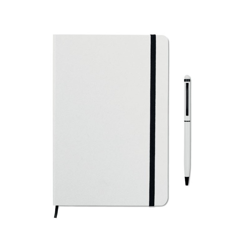NEILO SET - Set carnet notițe              MO9348-06, White