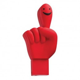 USB Fun Hands 8 gb - 2342605, Red