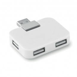 SQUARE - Extensie USB                   MO8930-06, White