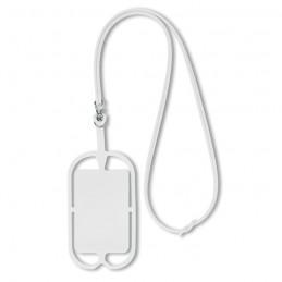 SILIHANGER - Suport silicon telefon         MO8898-06, White