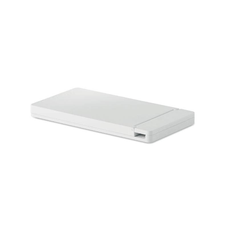 POWERTHIN - Baterie externă 4000 mAh       MO9161-06, White