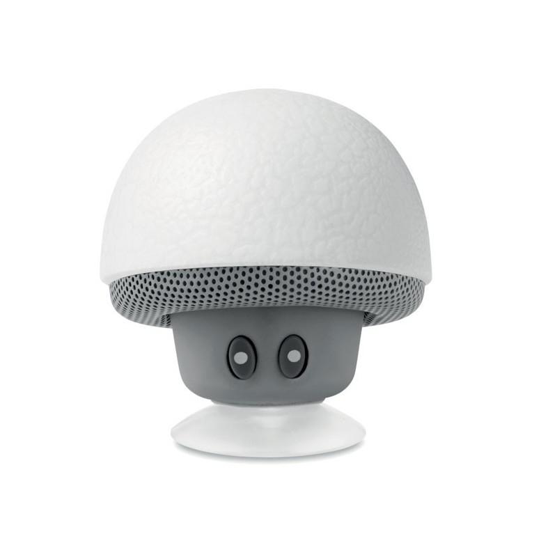 MUSHROOM LIGHT - Boxă ciupercă luminoasă        MO6114-06, White