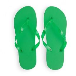 KALAY. Papuci Șlapi de plajă cu talpă din PE confortabilă, ZS8150 - FERN GREEN