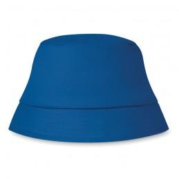 BILGOLA - Pălărie de soare. Bumbac 160gr KC1350-37, Royal blue