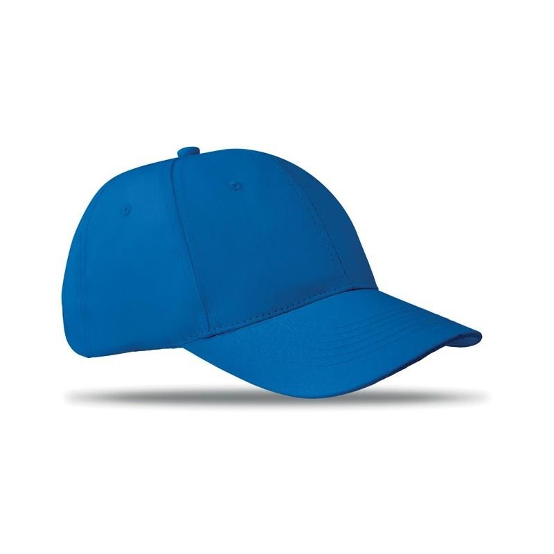 BASIE - Șapcă cu 6 panele              MO8834-37, Royal blue