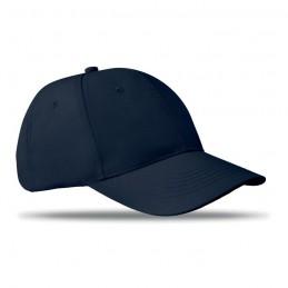 BASIE - Șapcă cu 6 panele              MO8834-04, Blue