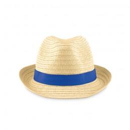 BOOGIE - Pălărie din paie naturale      MO9341-37, Royal blue