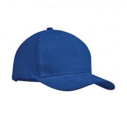 TEKAPO - Șapcă baseball din bumbac      MO9643-37, Royal blue