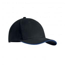 DUNEDIN - Șapcă baseball din bumbac      MO9644-37, Royal blue