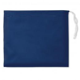 REGAL - Impermeabil cu glugă în husă   IT0971-04, Blue