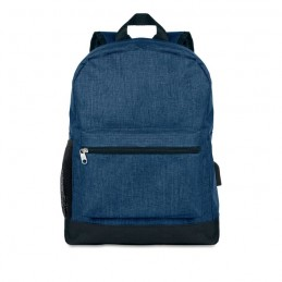 BAPAL TONE - Rucsac anti-furt               MO9600-04, Blue