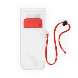 EIDER. Husa telefon Pungă suport impermeabilă, TA8202 - RED