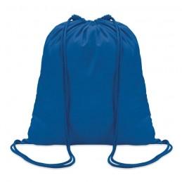 COLORosu - Sacoşă din bumbac 100 gr/m2, c MO8484-37, Royal blue