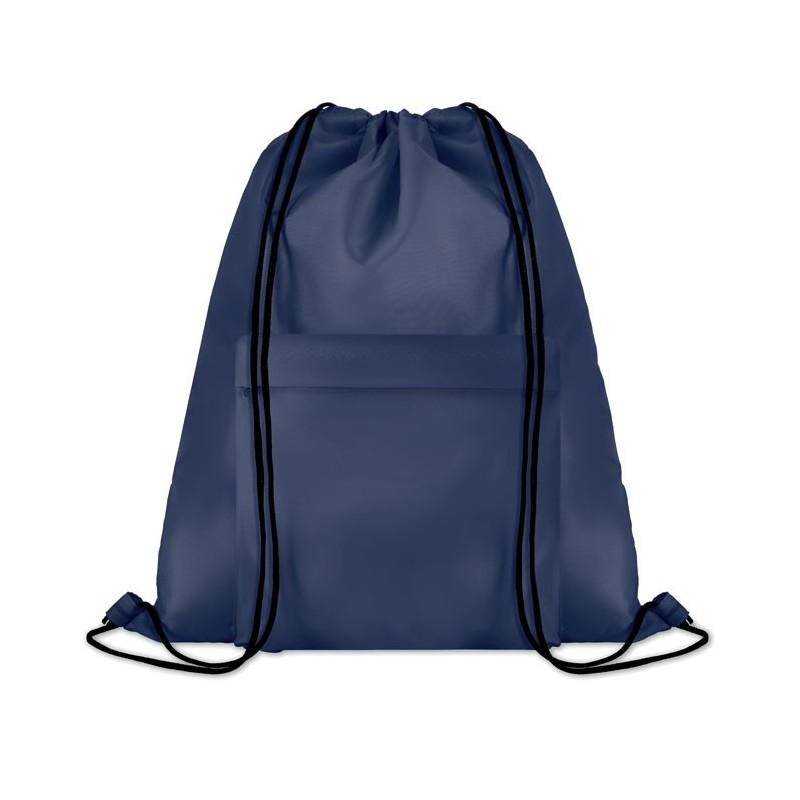 POCKET SHOOP - Sac mare cu cordon             MO9177-04, Blue