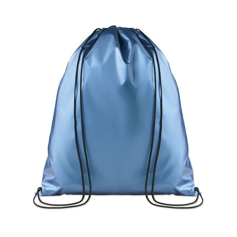 NEW YORK - Sac cu cordon laminat          MO9266-04, Blue