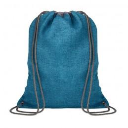 TOCAYO - Rucsac din poliester fleece    MO9776-04, Blue