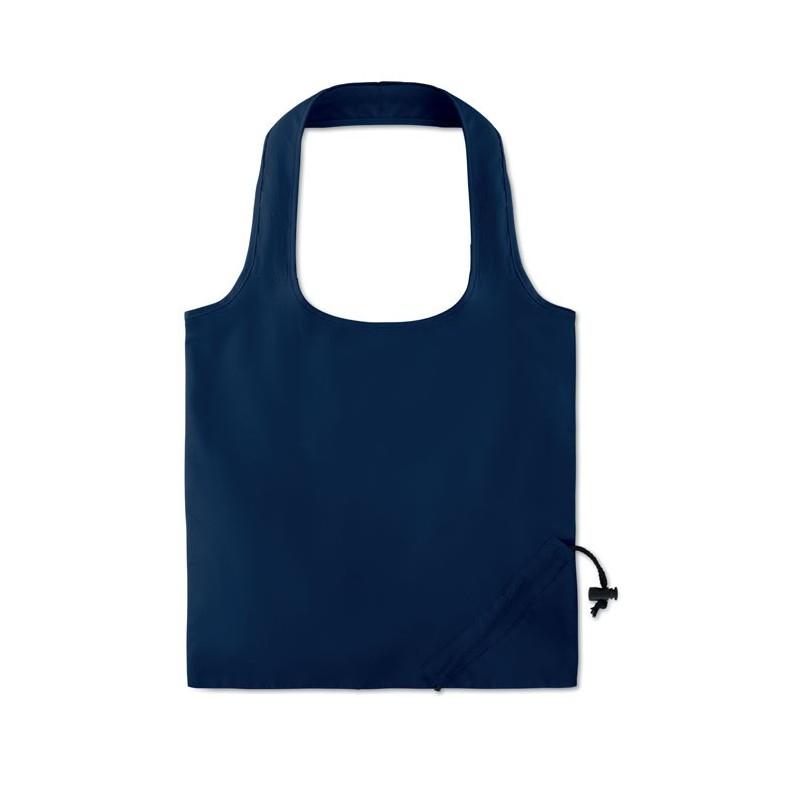 FRESA SOFT - Sacoșă din bumbac pliabil      MO9639-04, Blue