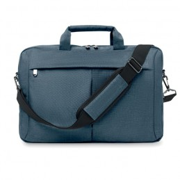 STOCKHOLM - Geantă laptop 360D în 2 nuanțe MO8957-04, Blue