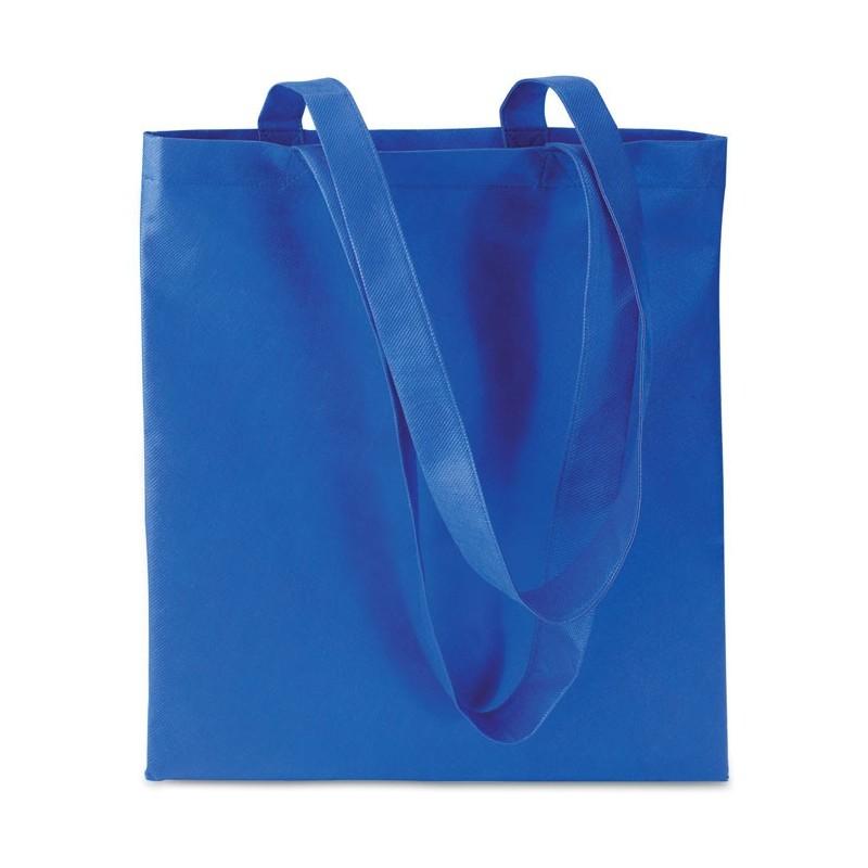 TOTECOLOR - Sacoşă de cumpărături neţesut  IT3787-37, Royal blue
