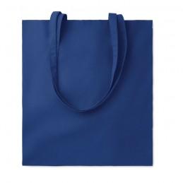 COTTONEL COLOUR + - Sacoşă cumpărături cu mânere   MO9268-04, Blue