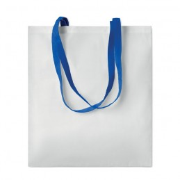 SUBLIM COTTONEL - Sublimation shopping bag       MO9559-37, Royal blue