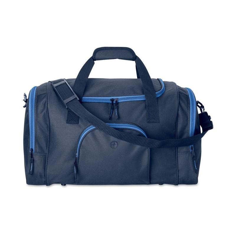 LEIS - Geantă sport din poliester 600 MO8576-04, Blue