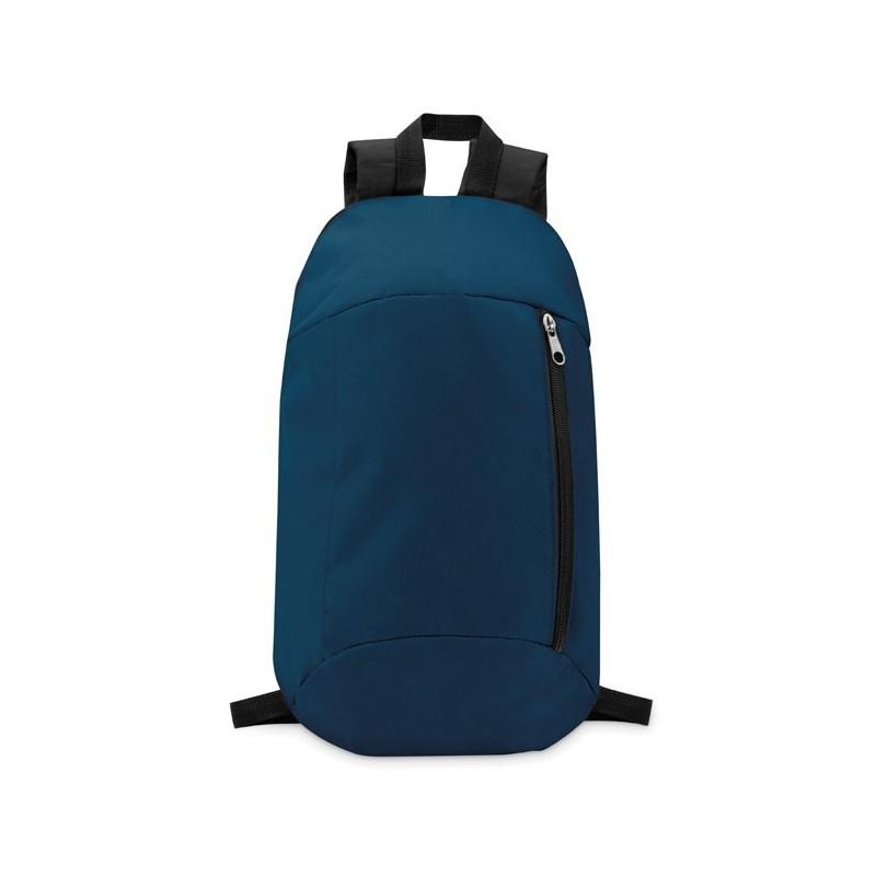 TIRANA - Rucsac cu buzunar frontal.     MO9577-04, Blue