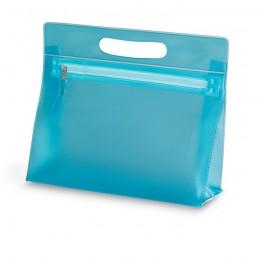 MOONLIGHT - Borsetă transparentă din PVC   IT2558-04, Blue