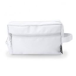 BUBO. Borseta cosmetica din RPET, BO7547 - WHITE