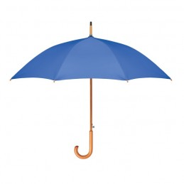 CUMULI RPET - Umbrelă de 23.5 inchi RPET     MO9629-37, Royal blue