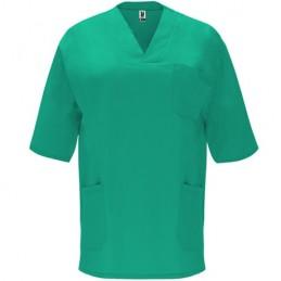 PANACEA Bluza medicala unisex spital, clinica, cabinete medicale 9098 verde