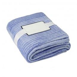 AROSA - Pătură flanel                  MO9363-04, Blue