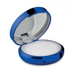 DUO MIRROR - Oglindă balsam de buze         MO9374-04, Blue