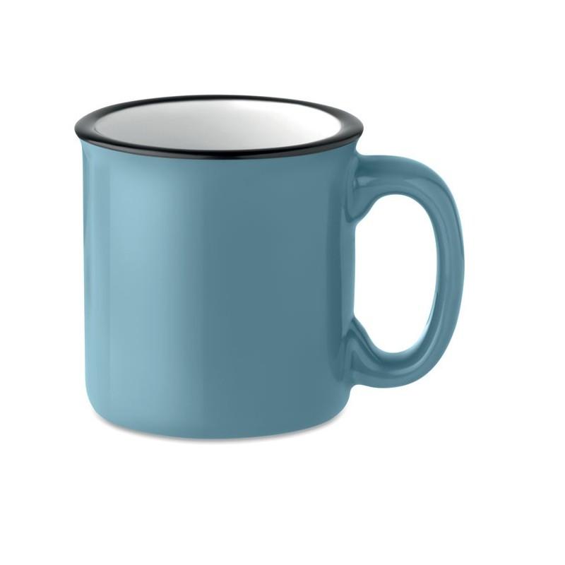 TWEENIES - Cană ceramică retro            MO9243-04, Blue