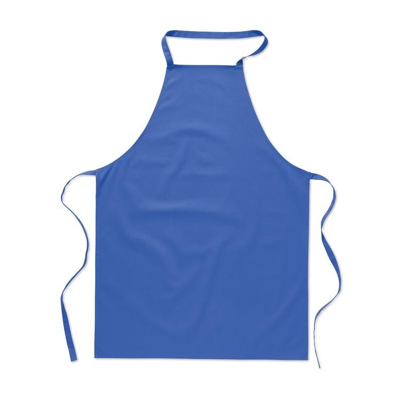 KITAB - Şorţ bucătărie bumbac          MO7251-37, Royal blue