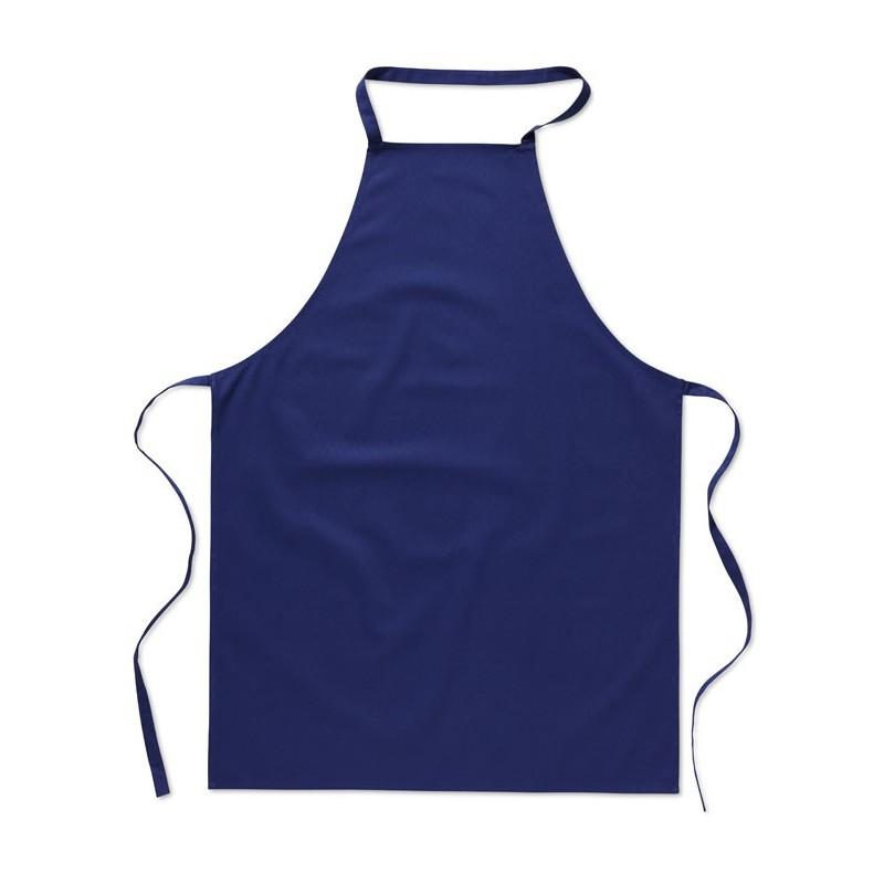 KITAB - Şorţ bucătărie bumbac          MO7251-04, Blue
