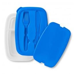 DILUNCH - Cutie pentru sandvişuri cu set MO8518-04, Blue