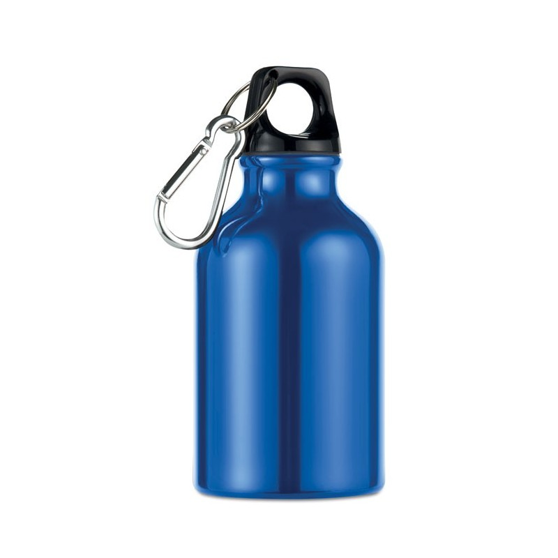 MOSS - Sticlă din aluminiu            MO8287-04, Blue