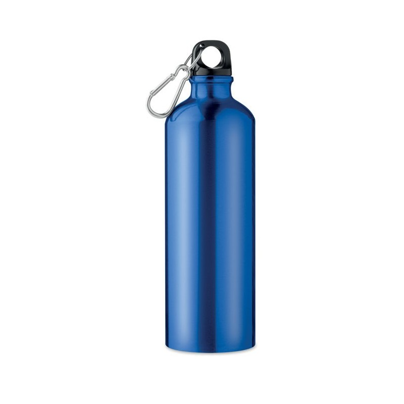 BIG MOSS - Sticlă din aluminiu 750 ml     MO9350-04, Blue