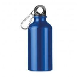 MID MOSS - Sticlă din aluminiu de 400 ml  MO9805-04, Blue