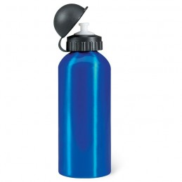 BISCING - Sticlă metalică. Volum 600 ml. KC1203-04, Blue
