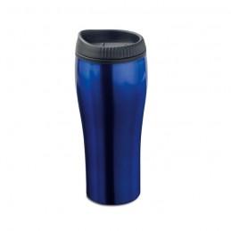 BOTOCOL - Cană din oţel inoxidabil       MO7248-04, Blue